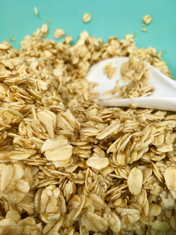 granola mixed