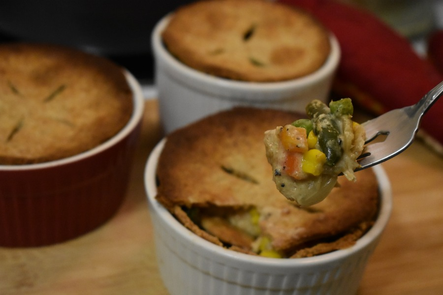 Turkey Pot Pies